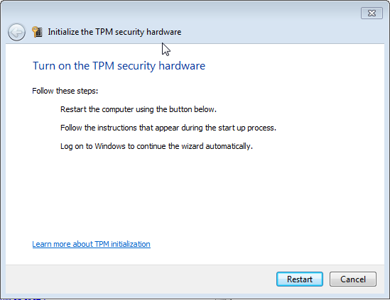 Howto: Encrypt your pc with Microsoft BitLocker - 0 Mbps
