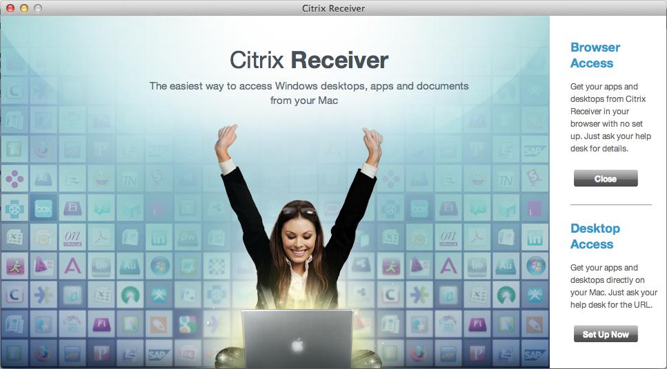 Citrix receiver for mac 12.9.1